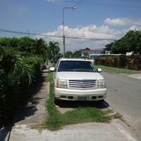 Cadillac Escalade 6,0L 2003