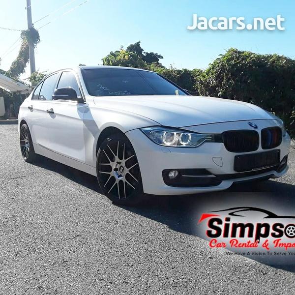 BMW 3-Series 1,6L 2013-2