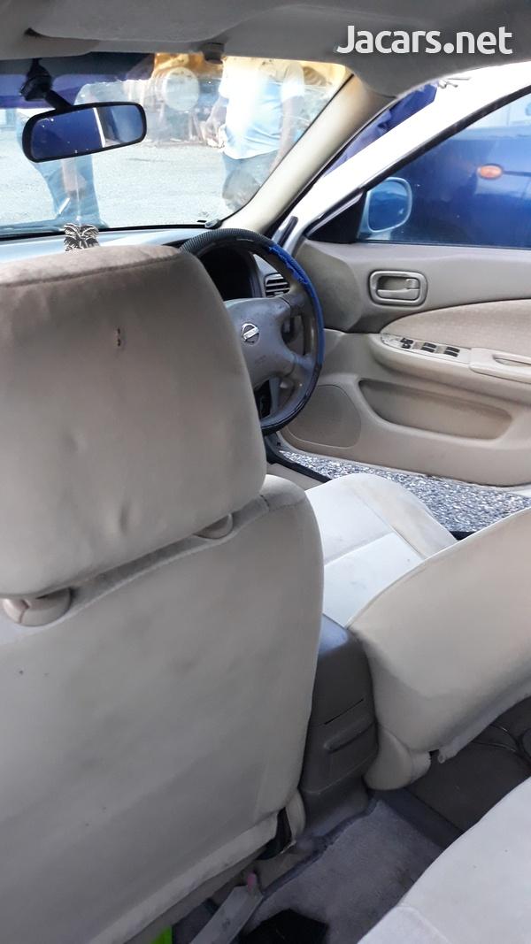 Nissan Sunny 1,2L 2002-4