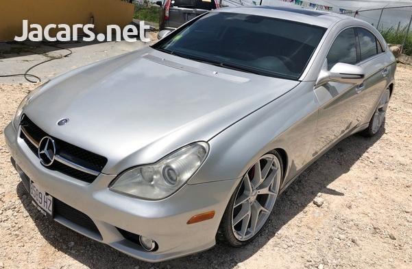 Mercedes-Benz CLS-Class 5,0L 2009-8