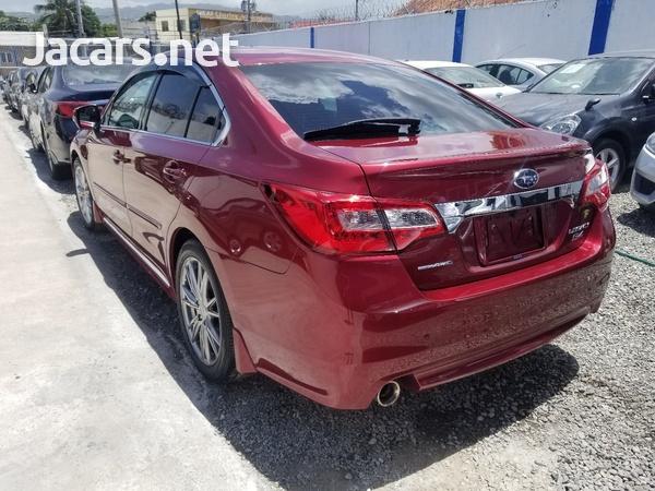 Subaru Legacy 2,5L 2017-5