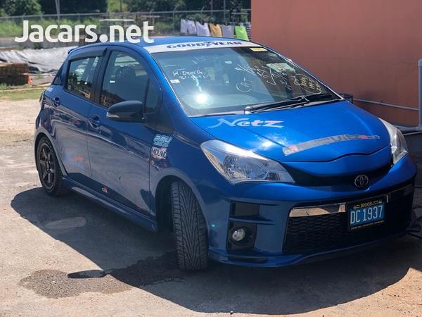 Toyota Vitz 1,5L 2018-1