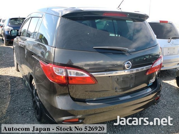 Nissan Lafesta 2,0L 2013-4