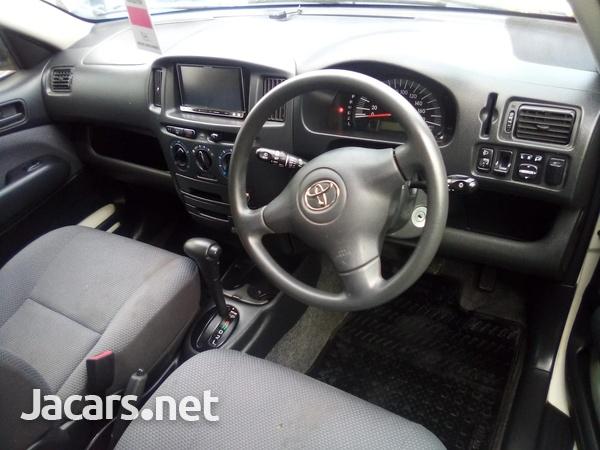 Toyota Succeed 1,5L 2014-8