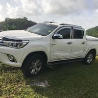 Toyota Hilux 2,8L 2016