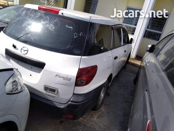 Mazda Familia 1,6L 2011-2
