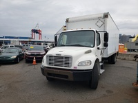 Freightliners Trucks a 2014 and a 2011