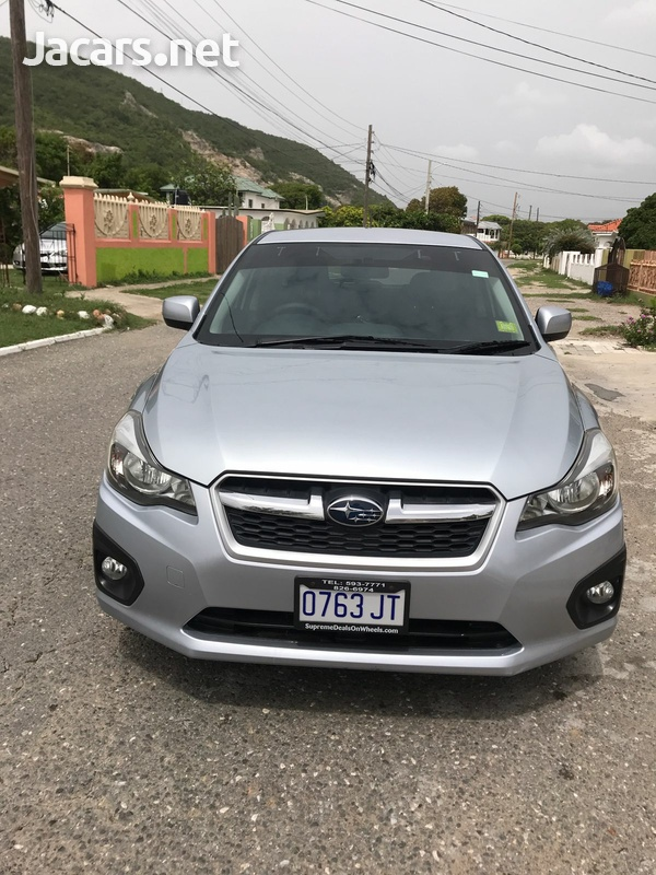 Subaru Impreza 1,6L 2013-4