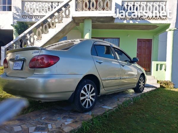 Toyota Corolla Altis 1,8L 2004-4