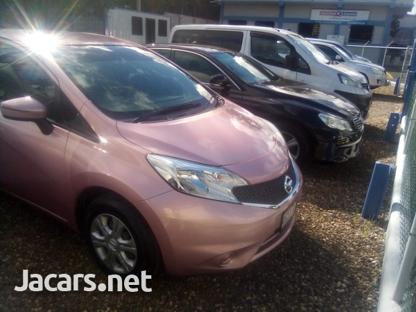 Nissan Note 1,3L 2015-1