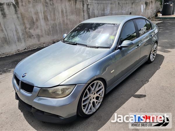 BMW 3-Series 2,0L 2007-3