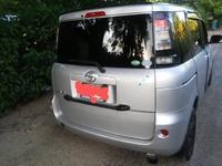 Toyota Sienta 1,7L 2013