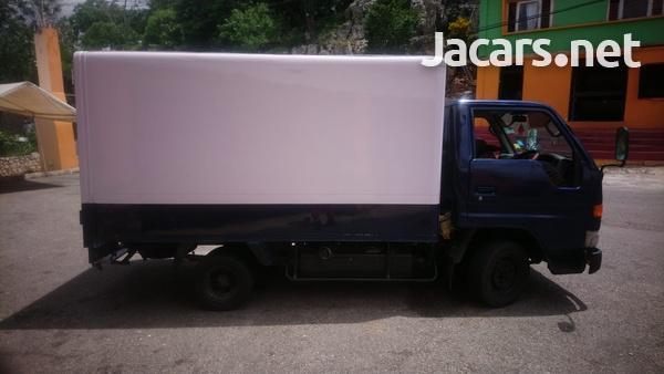 1996 Toyoace Freezer Truck-2