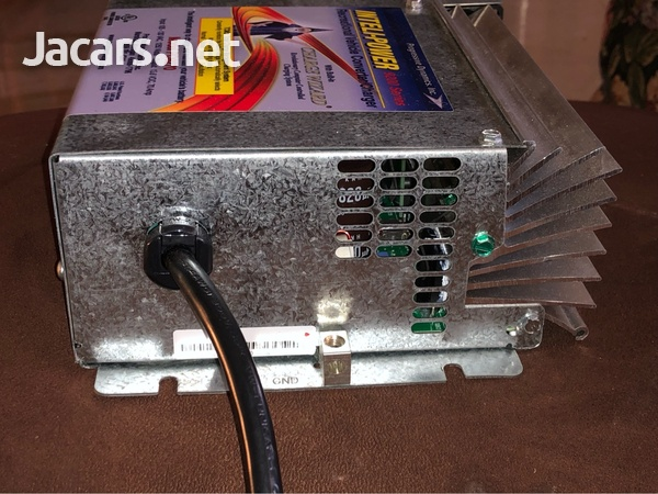 Inteli charger 110 to 12 volts-3