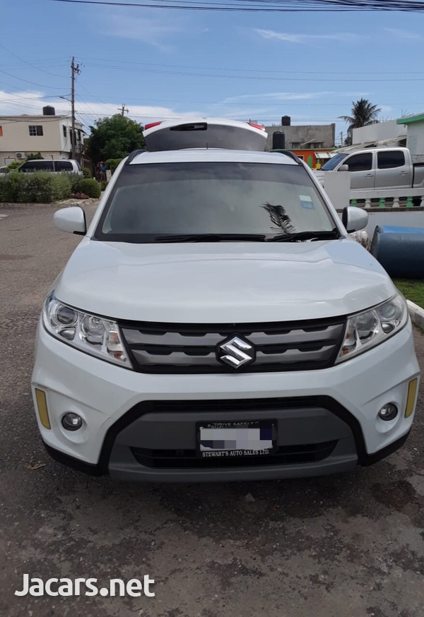 Suzuki Vitara 1,6L 2018-2