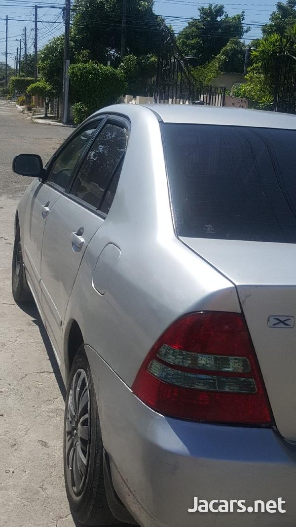 Toyota Corolla 1,5L 2003-7