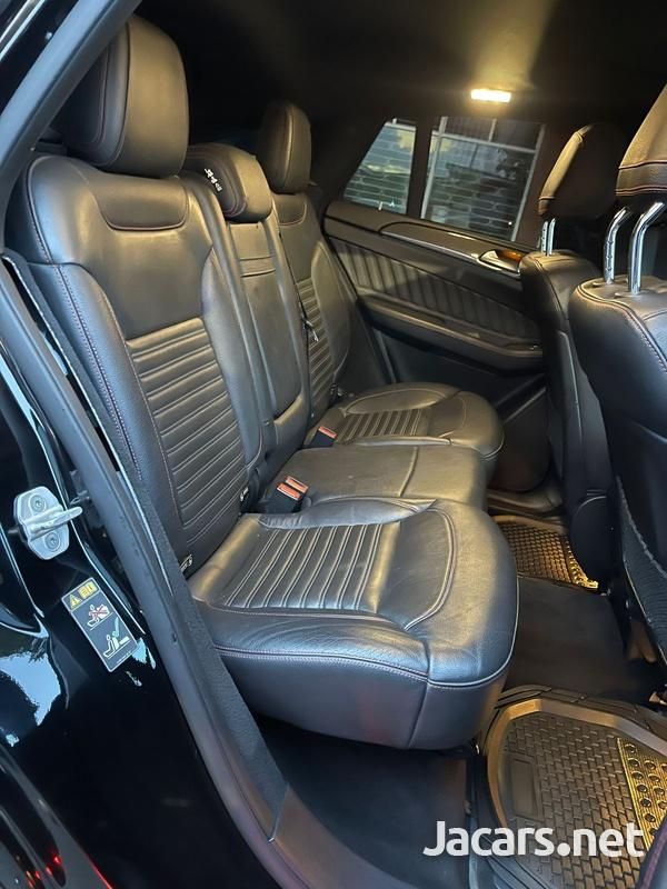 Mercedes-Benz GLE-Class 3,0L 2016-6
