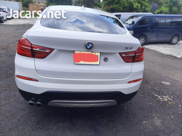 BMW X4 3,0L 2016-4