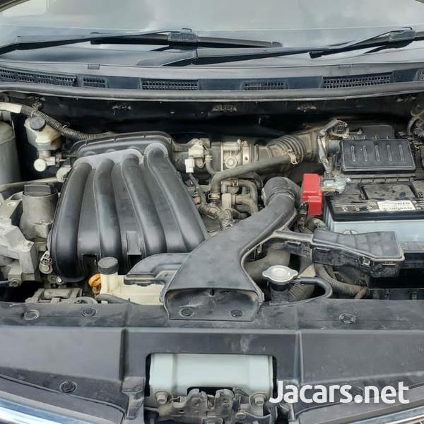 Nissan Tiida 1,4L 2012-5