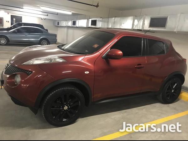 Nissan Juke 1,6L 2014-1