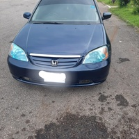 Honda Civic 1,7L 2002