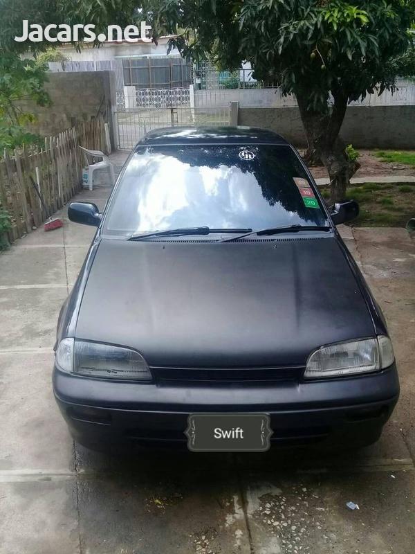 Suzuki Swift 1,6L 1993-3