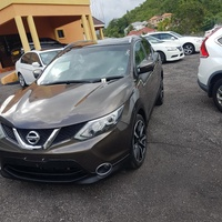 Nissan Qashqai 2,0L 2015