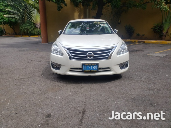 Nissan Teana 2,5L 2017-1