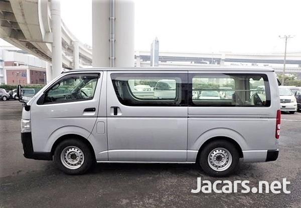 Toyota Hiace 2,5L 2016-2