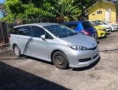Toyota Wish 1,6L 2010