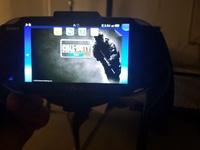 PlayStation Vita 3G/Wi-Fi Model Crystal Black Limited edition