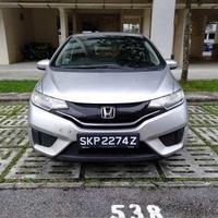 Honda Jazz 1,3L 2015