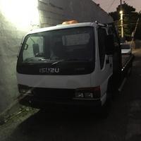 Isuzu wrecker 6 speed manual newly imported
