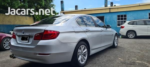 BMW 5-Series 2,8L 2013-3
