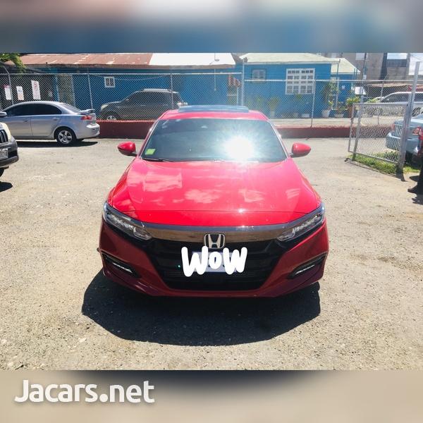 Honda Accord 1,8L 2019-2
