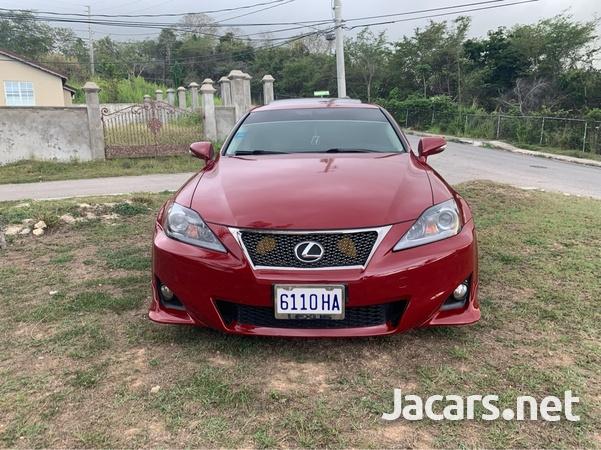 Lexus IS 2,5L 2010-3