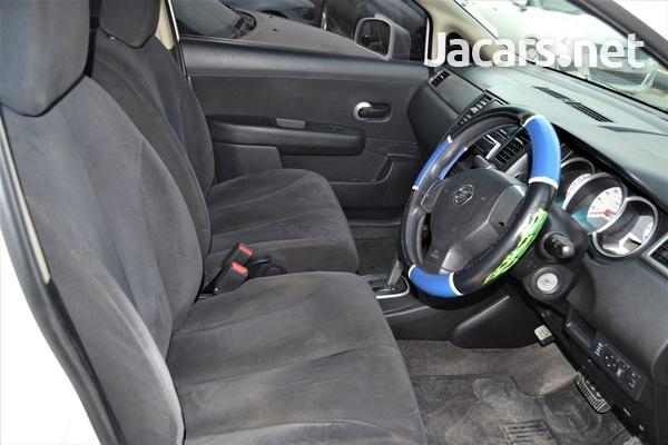 Nissan Tiida 1,3L 2010-6