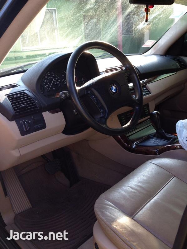 BMW X5 3,0L 2005-8