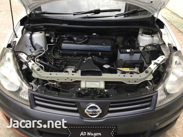Nissan AD Wagon 2,0L 2012-5