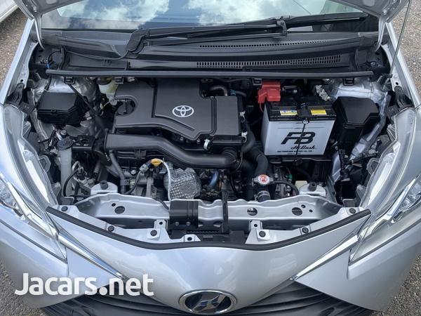 Toyota Vitz 1,0L 2018-11