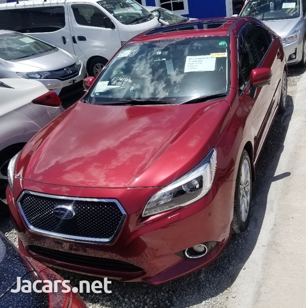 Subaru Legacy 2,5L 2017-2