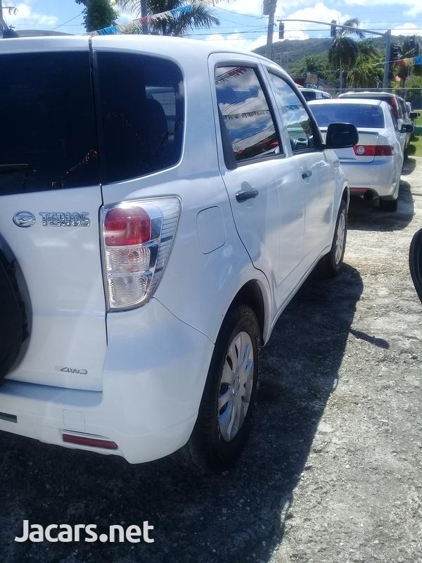 Daihatsu Terios 1,5L 2012-8