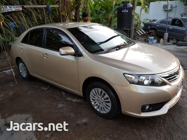 Toyota Allion 1,8L 2011-1
