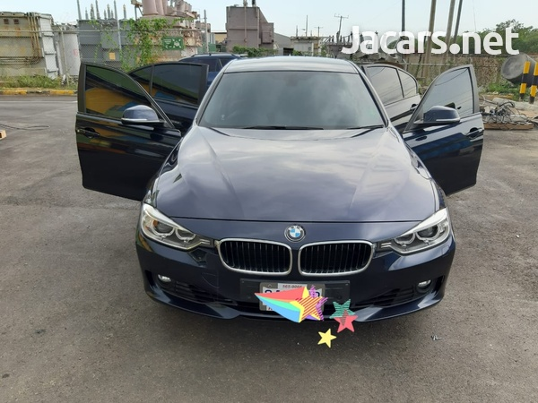 BMW 3-Series 1,9L 2013-2
