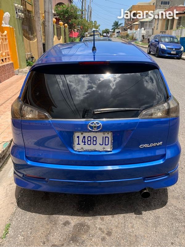 Toyota Caldina 1,5L 2006-3