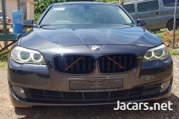 BMW 5-Series 3,0L 2013-14