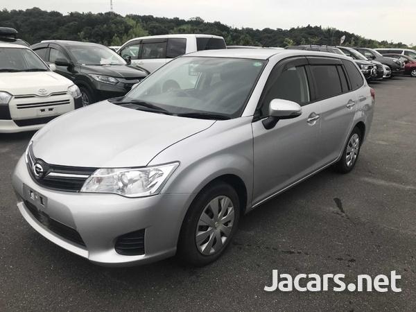 Toyota Fielder 1,8L 2012-2