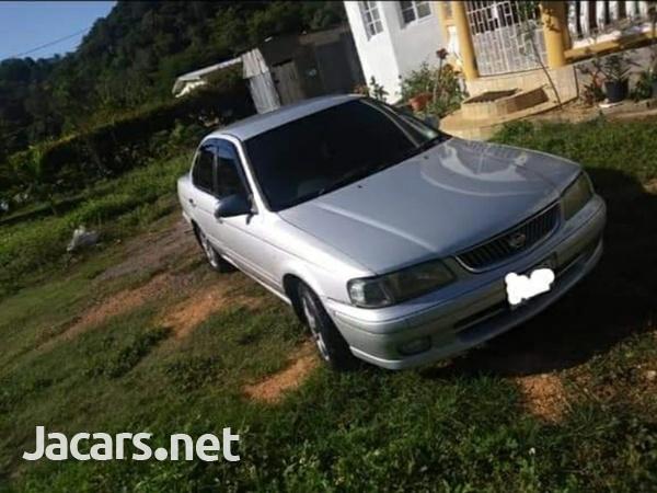 Nissan Sunny 1,4L 2001-2