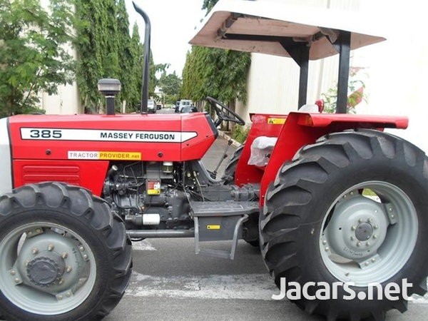 Brand New Model Massey Ferguson 385 4WD Tractors-2