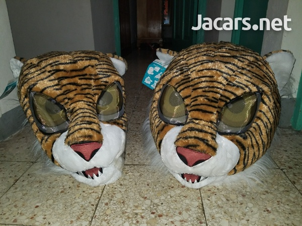 Tiger costumes one pair-1
